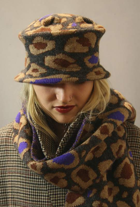 mirjam nuver hats-wintercollectie-crazy stuff-hoedje